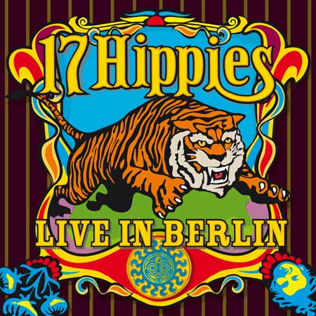 17 Hippies Live in Berlin