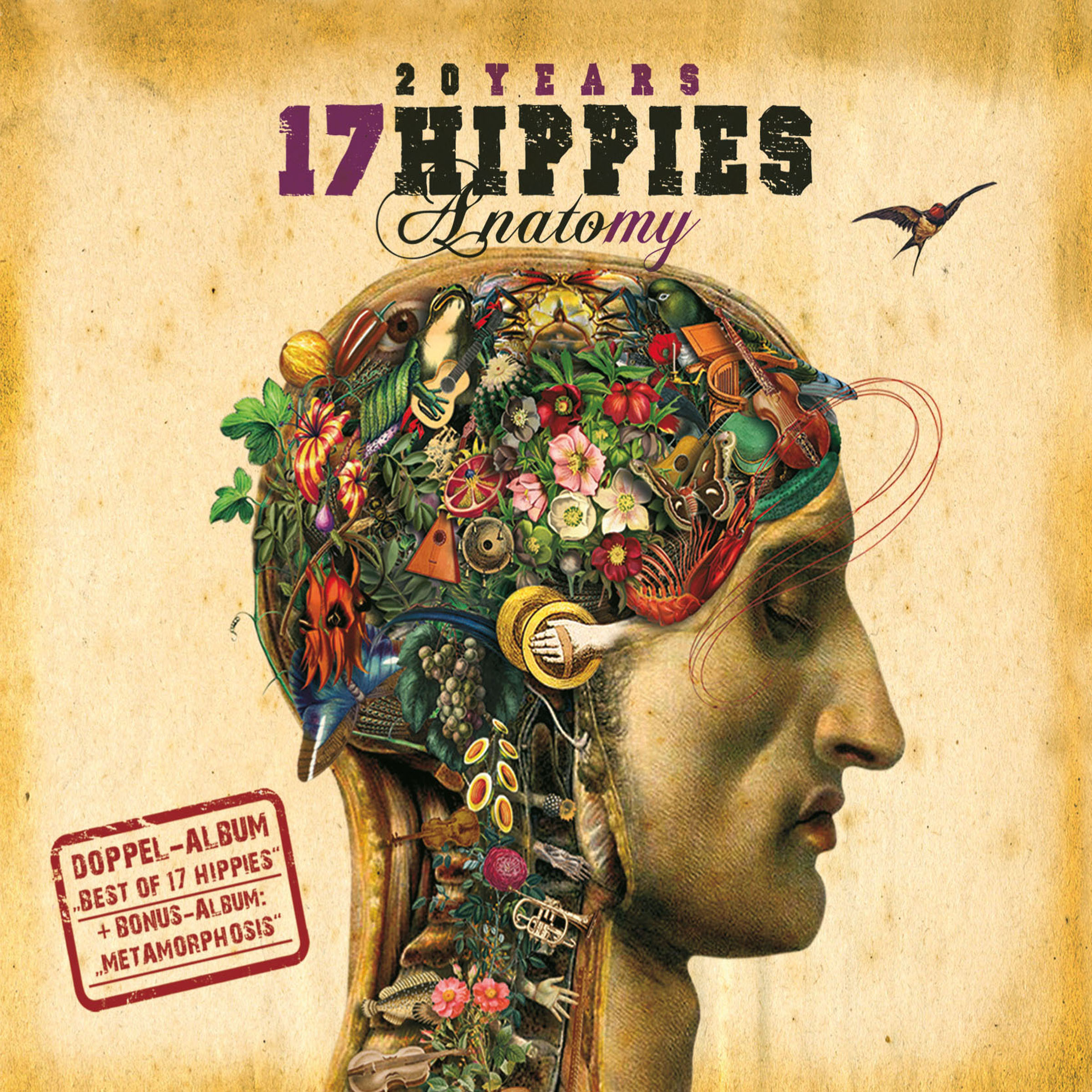 17 Hippies – Anatomy